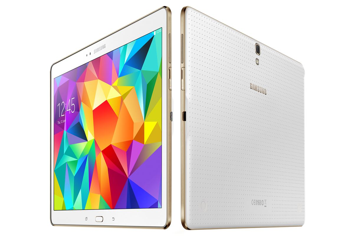 Thay màn hình, thay mặt kính Samsung Galaxy Tab S 10.5