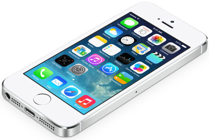 iPhone 5S 32GB Trắng (Like New) mới 99%