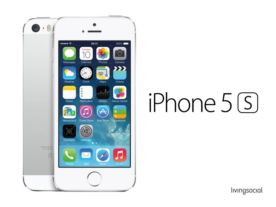 iPhone 5S 32GB Trắng (Like New) mới 99%_002