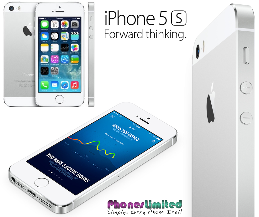 iPhone 5S 32GB Trắng (Like New) mới 99%_004