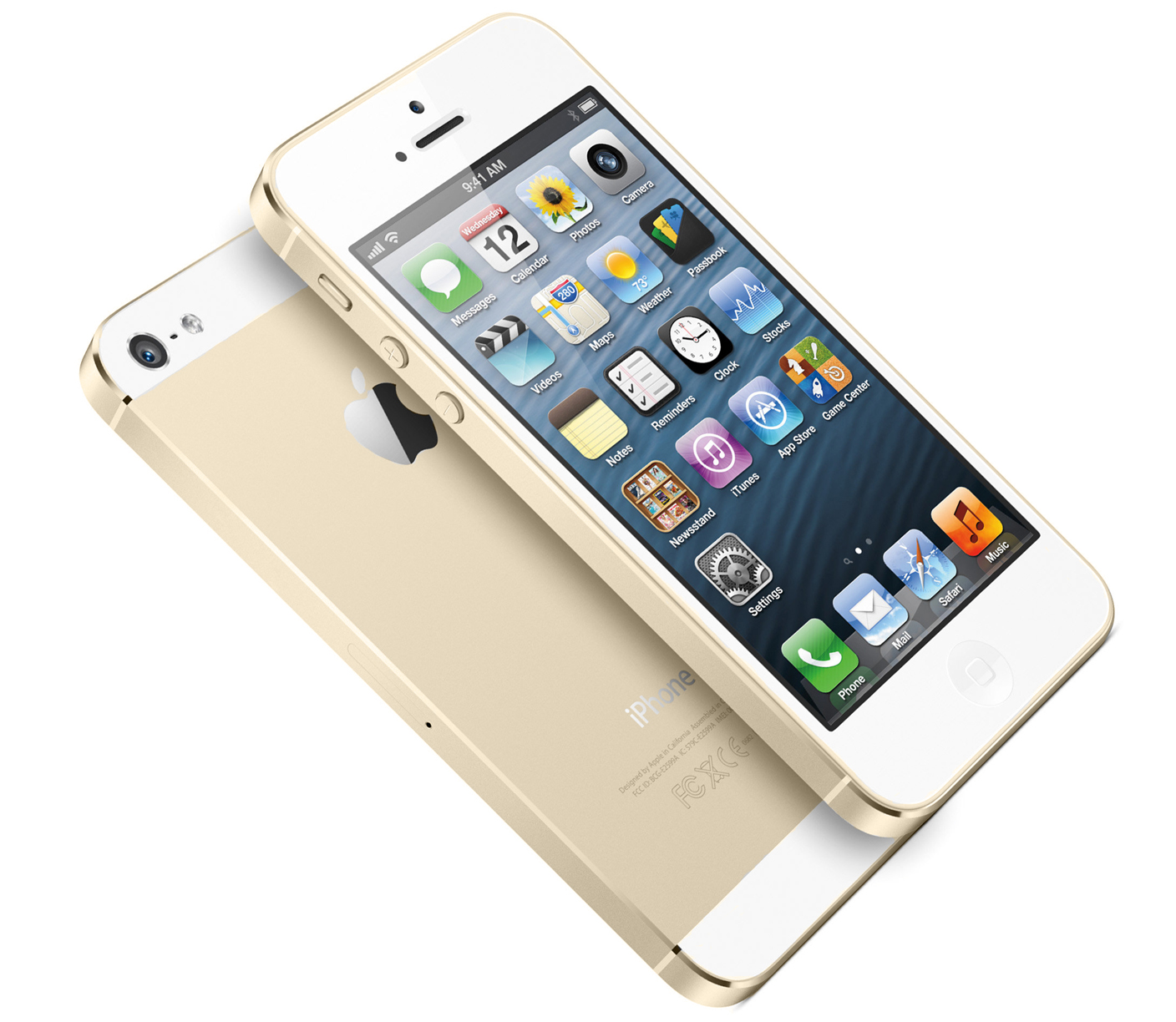 iPhone 5S 64GB Gold (Like New mới 99%)_000