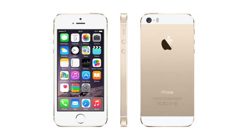 iPhone 5S 64GB Gold (Like New mới 99%)_001
