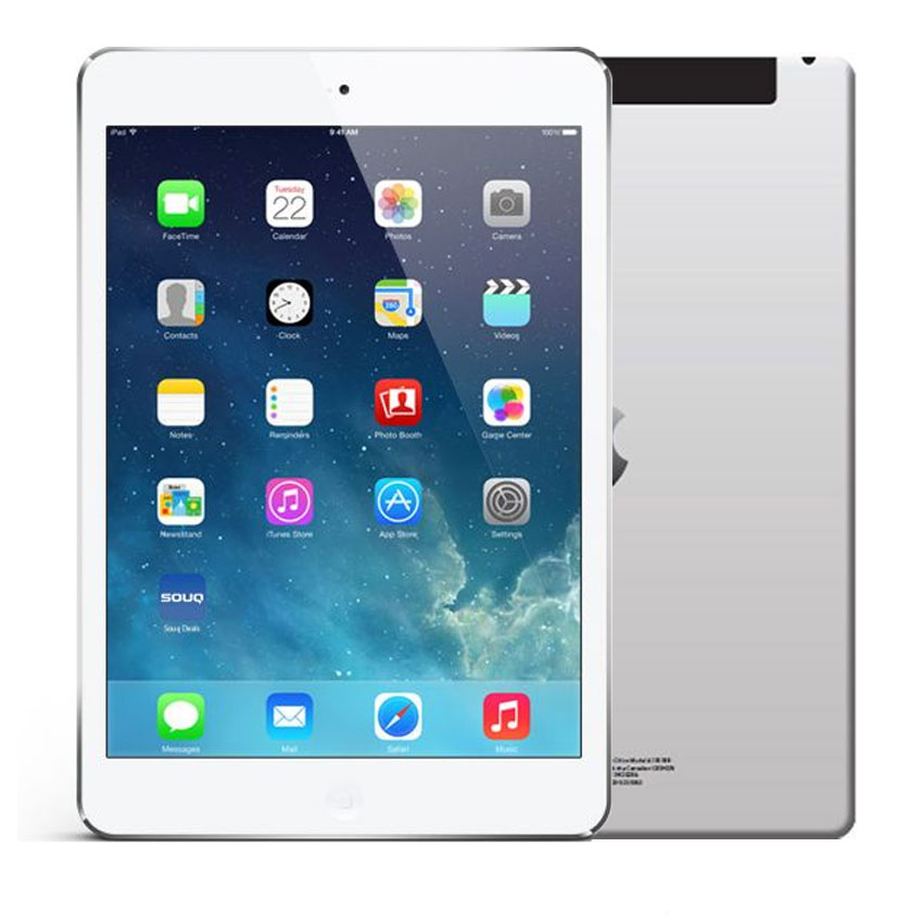 iPad Mini 2 16GB Wifi + 4G (Đen) like new mới 99%_004