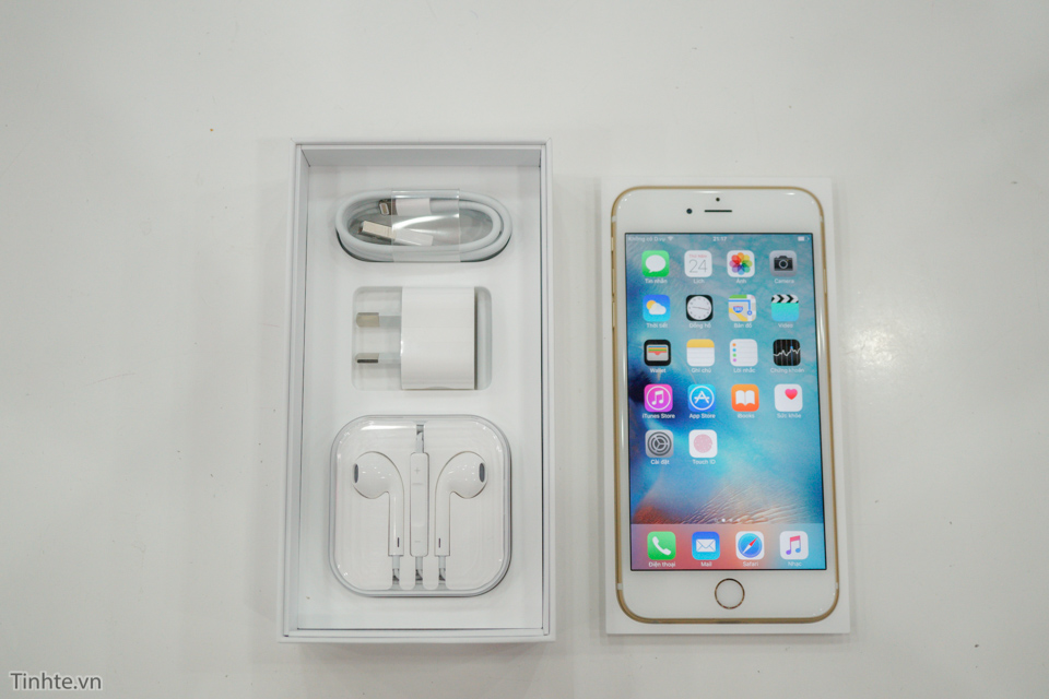 iPhone 6s 16GB GOLD Fullbox CHƯA ACTIVE_002