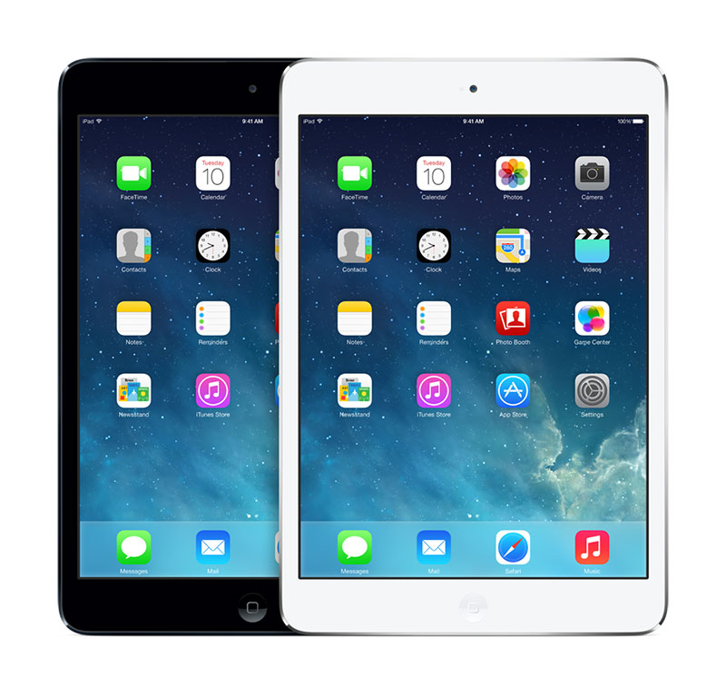 iPad Mini 2 32GB Wifi + 4G Trắng Like New mới 99%_002