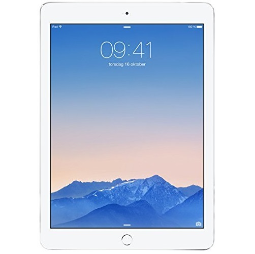 iPad Air 2 64GB Wifi + 4G Silver like new mới 99%