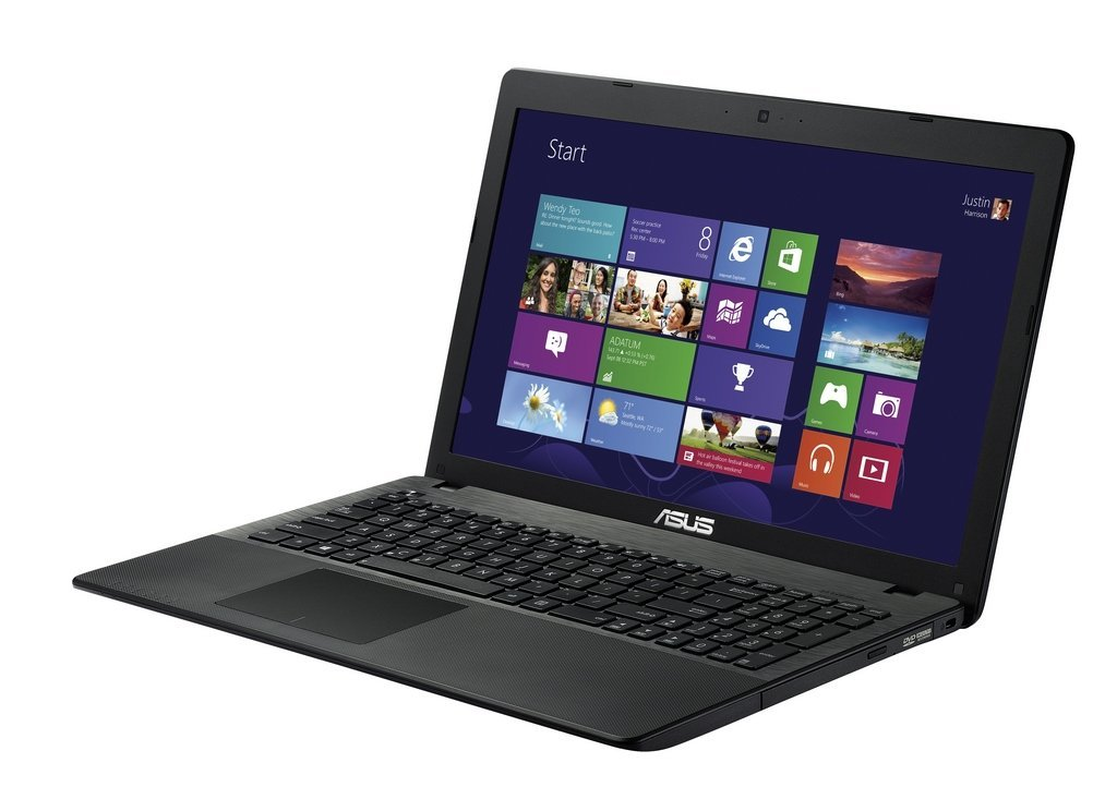Laptop ASUS X552-LAV - Black_001