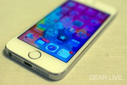 iPhone 5S 32GB Trắng (Like New) mới 99%_4