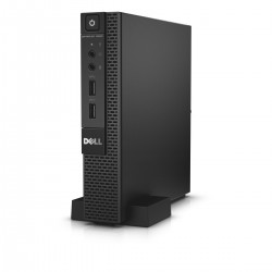 PC Dell Optiplex 3020Micro Core i3 4150T-Windows 7 Pro, English, 64bit