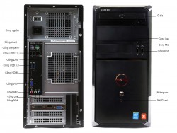 PC Dell Vostro 3900MT - Core i3 4160, VGA 1GB