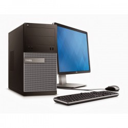 PC Dell Optiplex 3020MT - Core i5 4590