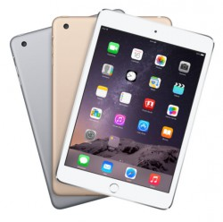 iPad Mini 3 16GB Wifi + 4G Gold like new mới 99%_3