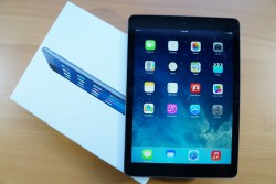iPad air 16GB wifi + 4G (Đen) like new mới 99%
