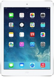 iPad air 16GB wifi + 4G Silver like new mới 99%