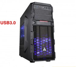 Case Golden Field Gaming 6806B