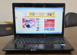 Lenovo IdeaPad G460 (Intel Core i5-460M 2.53GHz, RAM 2GB, HDD 500GB, VGA Intel HD, 14 inch)