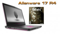Laptop cũ dell Alienware 17 r4 New full box