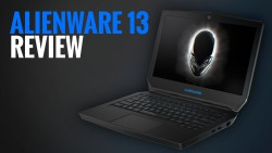 Laptop cũ dell Alienware 13r r2 Like new mới 98%