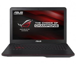 Laptop Cũ Gaming Asus GL552JX (Core i5 4200H, RAM 4GB, HDD 1TB, Nvidia GeForce GTX 950, Full HD 15.6 inch Like New