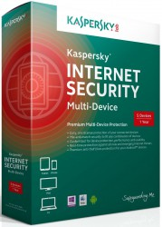 Kaspesky Internet Security Multi Divice  2014