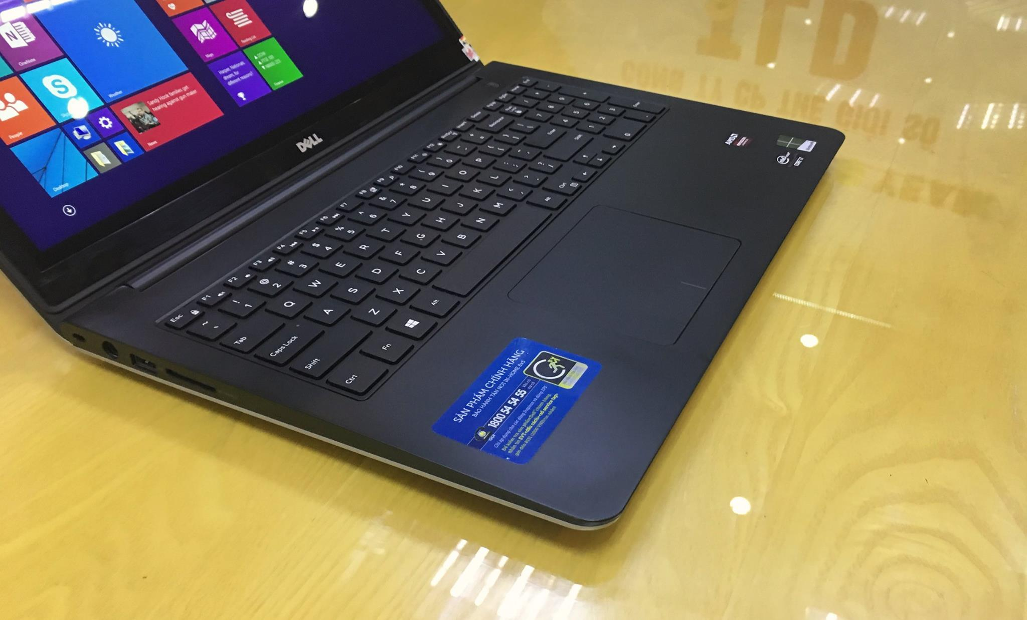 Laptop cũ Dell Inspiron N5547 i5