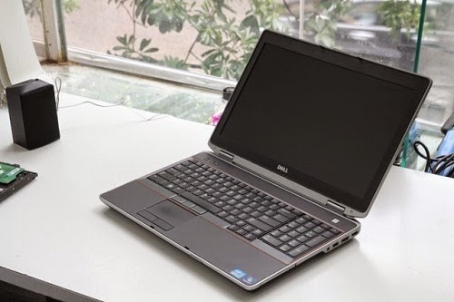 Laptop Dell Latitude E6440 cũ  i5, Ram 4GB, HDD 320GB,