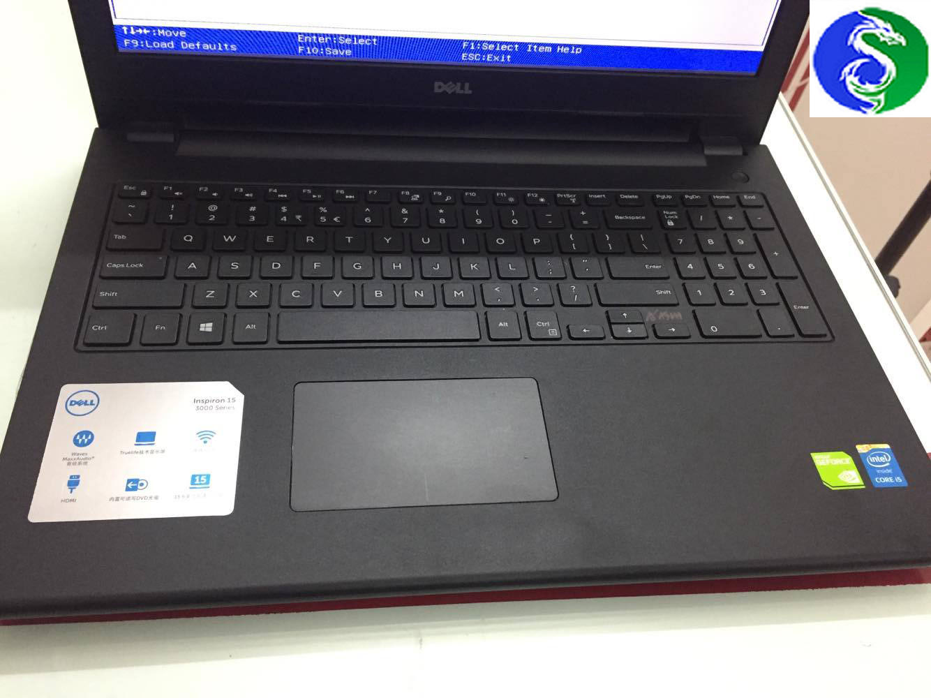 Laptop cũ Dell  N3543 i5-5200U, VGA 2GB_001