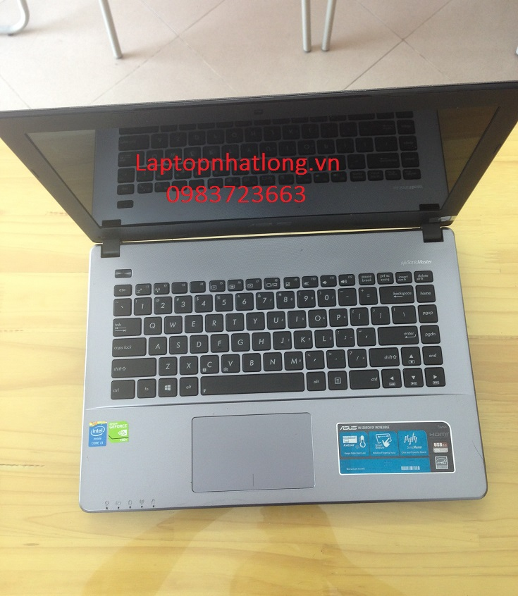 Laptop cũ Asus X450C i3- Ram 4GB HDD 500GB_002