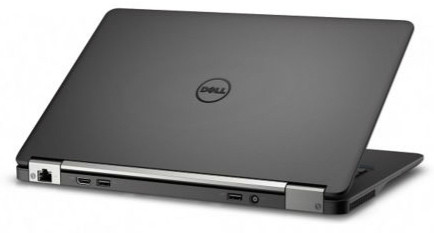 Laptop Cũ Dell Latitude E7250 cũ (Core i5 5300U, 8GB, SSD256GB, Intel HD 12''5
